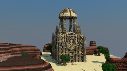 Godwyn Cathedral Minecraft Project