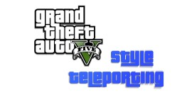 GTA Style Teleporting in Minecraft Minecraft Map & Project