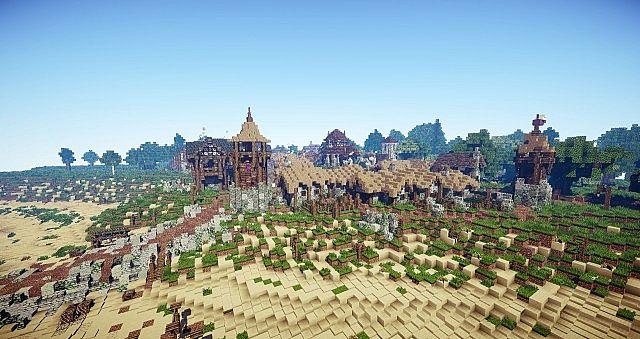 Segard village
