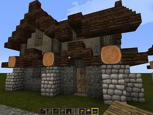 Modular Houses Different Styles Minecraft Project