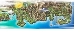 Inferno0420's Kanto-Johto Map (worldpainter) Minecraft Project