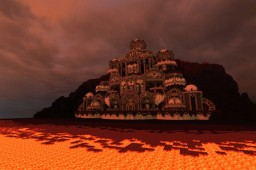 111 SUB SPECIAL - Nether Castle Minecraft