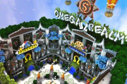 Omega Realm hub [Sunfury] - Commission [2/2] Minecraft Map & Project