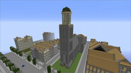 Pepper Pot  - Our Lady Ascension Church Minecraft Project