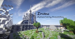 Irvine - The Prison Sanctuary (commission) Minecraft Map & Project