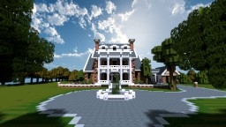 Classical Georgian Estate Ft.  ThyJoimees Minecraft