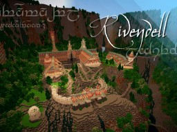 The Lord of the rings: Rivendell Minecraft Map & Project