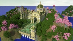 The Salamander Isles Minecraft Project