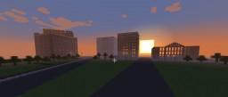 Dealey Plaza 1:1 Dallas, Texas 1963 (JFK) Minecraft Map & Project