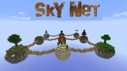 Sky Net Minecraft
