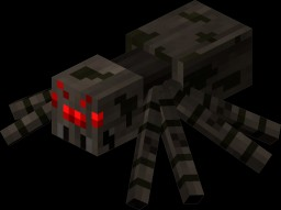 My irrational hate of Spiders Minecraft Blog