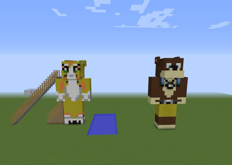 stampy l for le... L For Lee Minecraft Stampy