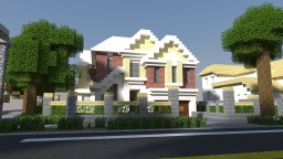 Guntana || Suburban House #1 Minecraft Project