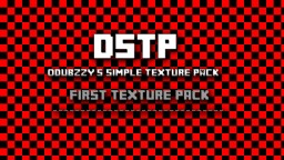 [DSTP] oDubzzy's Simple Texture Pack