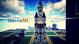 HavenMC Creative Spawn Minecraft Map & Project