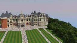 Waddesdon Manor Minecraft