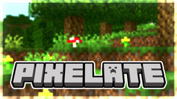 Pixelate | Default [8x] Minecraft Texture Pack