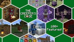 The Creeper's Code: The Ultimate Vanilla+ Datapack Minecraft Data Pack