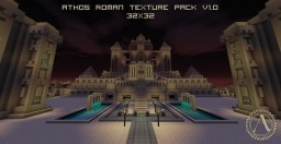 Athos Rome Architectural Resource Pack Minecraft