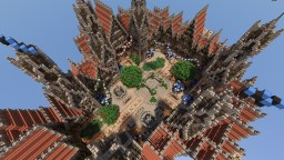 Medieval House Hub [tGh] Minecraft Project