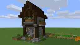 The BingComman House Minecraft Map & Project