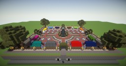 Market Place / Marktplatz Minecraft Map & Project