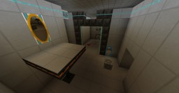 [PORTAL] - Hall of Science : All Portal 1 in Minecraft Minecraft Map & Project