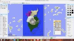 bionicle: Mata Nui Minecraft Map & Project