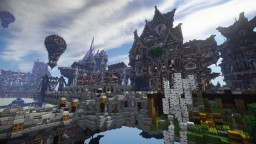 Earën, The Steam Rise Minecraft Project