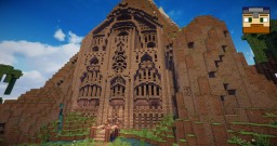 Dwarven Erebor Spawn  - TheJovi Minecraft Project