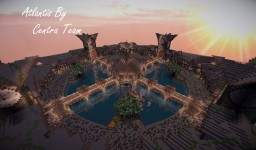 Atlantis - The Ultimate hub Minecraft Map & Project