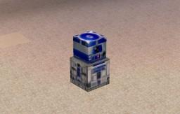 Star Wars R2D2 Mob Type Minecraft Blog