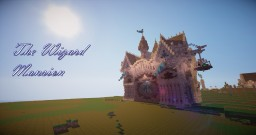 The Wizard Mansion Minecraft Map & Project