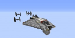 The Ghost Starship Minecraft