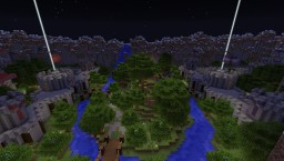 Minecraft Capture The Flag Minigame Map - With Download Minecraft