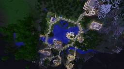 Modern District Minecraft Map & Project