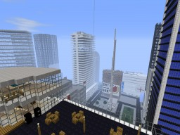 Kudino City V.6.7 Minecraft Map & Project