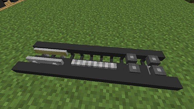 Minecraft Crafting Station Mod