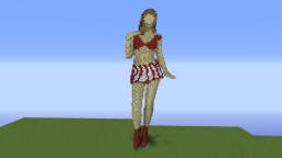 Cheerleader (: Minecraft