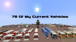 My Current Vehicles Minecraft Project