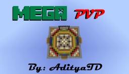 MegaPVP - Advanced PVP - AdityaTD Minecraft Map & Project