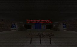 Herobrines Haunted Mansion (Redstone Activated!) - Updates coming!