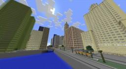Island City Minecraft Map & Project