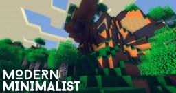 Modern Minimalist Texture Pack 1.7.10 Minecraft Texture Pack