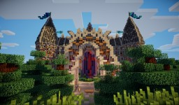 Renaissance Castle Spawn + [DOWNLOAD] Minecraft