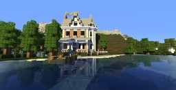Victorian house I. [60 sub special] Minecraft Map & Project