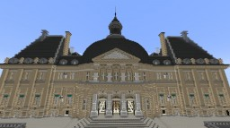 Vaux - Le Vicomte; French Palace by danielos125 Minecraft Map & Project