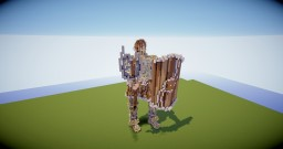 The Gladiator Minecraft Map & Project
