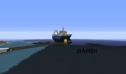 barði trawler Minecraft Map & Project
