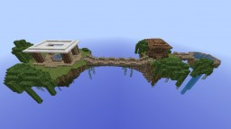 The Floating Islands Minecraft Map & Project
